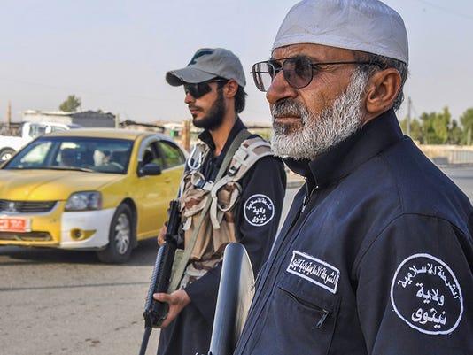 Mideast Iraq Syria Islamic State