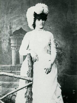 Nellie Cashman.