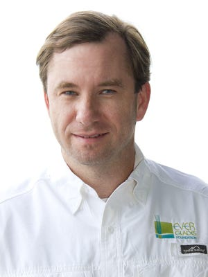 Eric Eikenberg is the CEO of the Everglades Foundation.