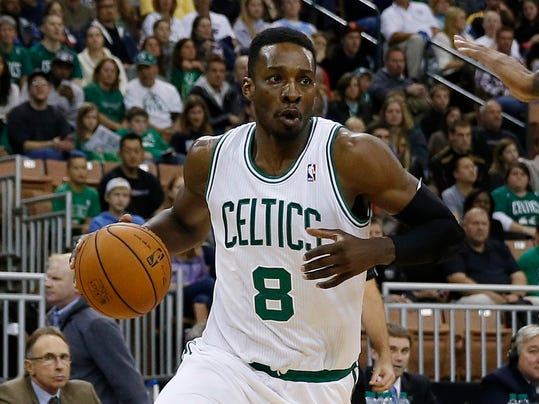 2013-10-12 Jeff Green Celtics