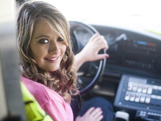 Delaney Beil student EMT