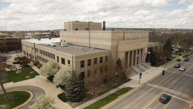The Great Falls Civic Center located at Park Drive and Central Avenue opened in 1940.