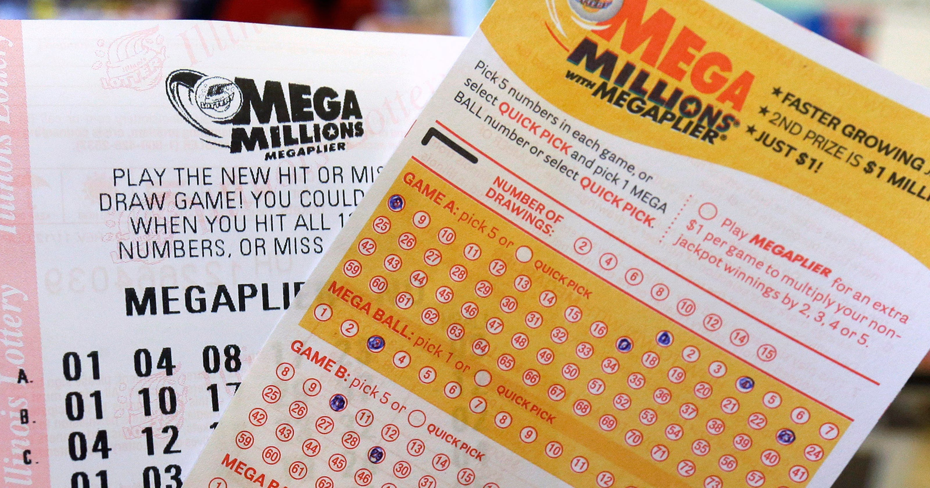 2 Mega Millions prizes set to expire in May
