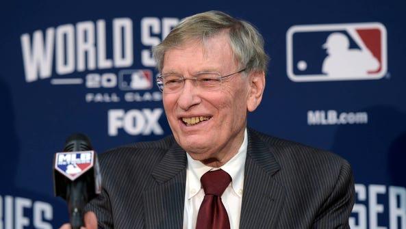 Bud Selig shepherded baseball into the 21st century.