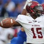 Celebration Bowl: NCCU quarterback Malcolm Bell and the Eagles strategize for upcoming GSU matchup