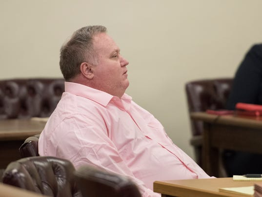 Derrick Ray Thompson trial