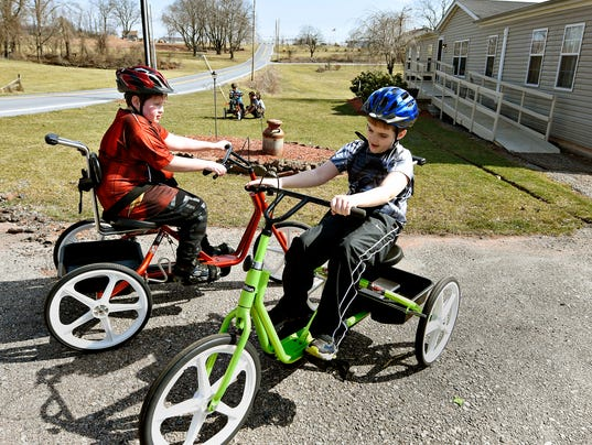 Quot My Bike Quot Program Gives Adaptive Bikes To Kids With