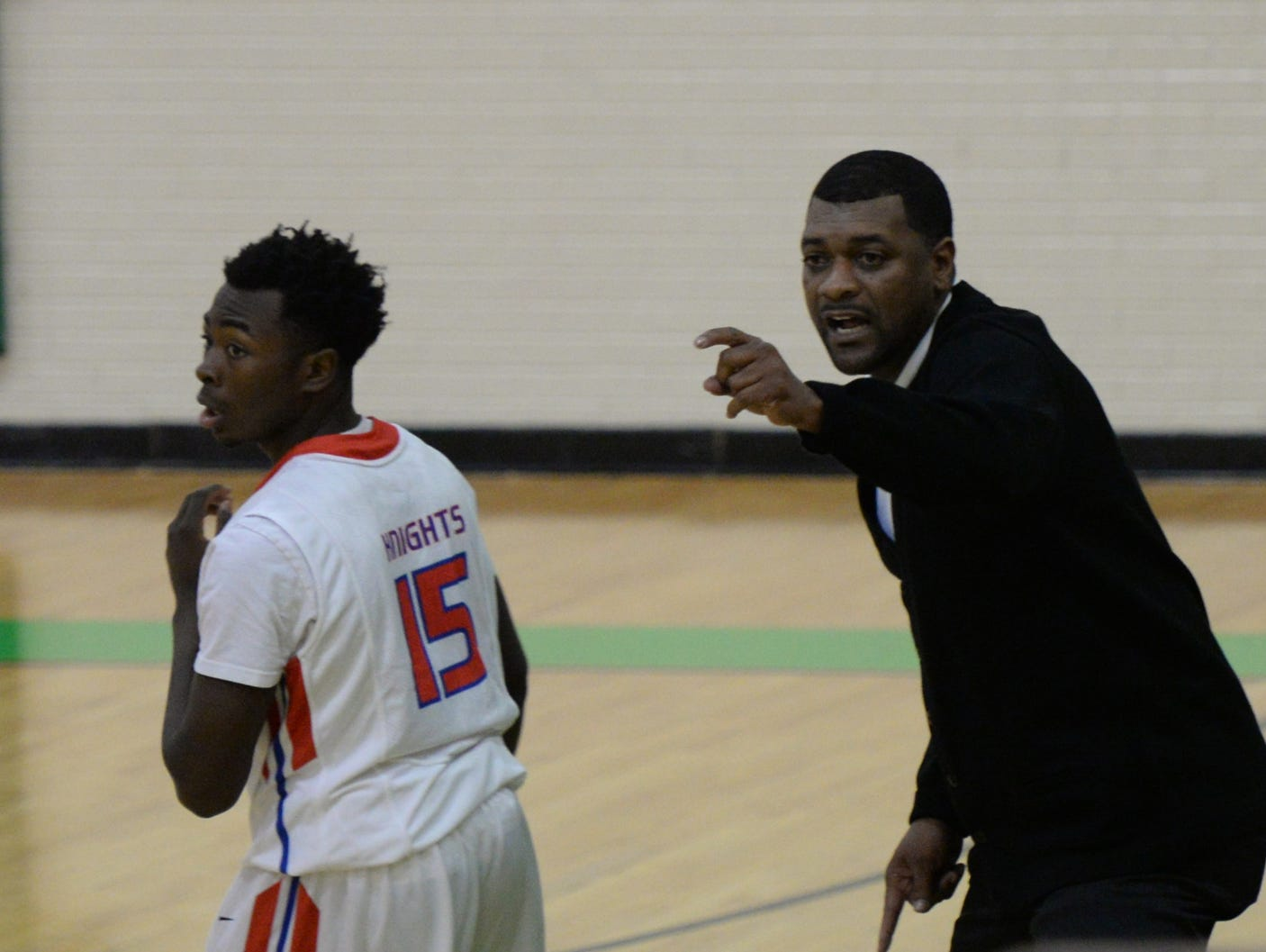 The No. 12 Knights took care of No. 21 LaGrange with ease, 81-38, to coast into the second round of the LHSAA Class 4A playoffs.