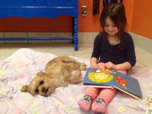1 - GCY Read to Dogs