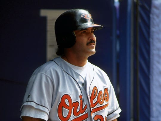 Before his 20-year major league career, Rafael Palmeiro