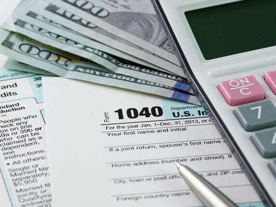 federal personal income tax forms 2017
