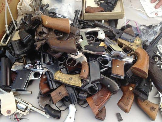 Brewer gun bills