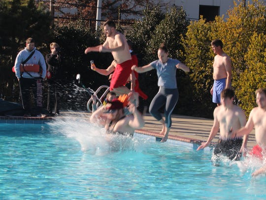 APSU's 6th Annual Polar Plunge