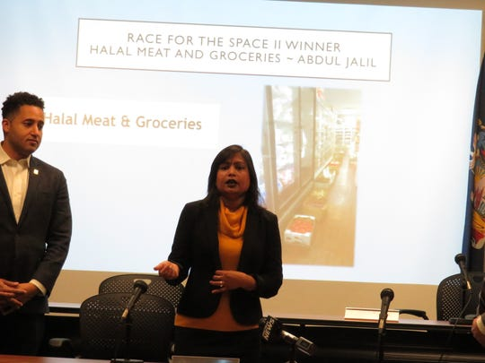 Halal butcher shop-grocery store wins Ithaca's Race for the