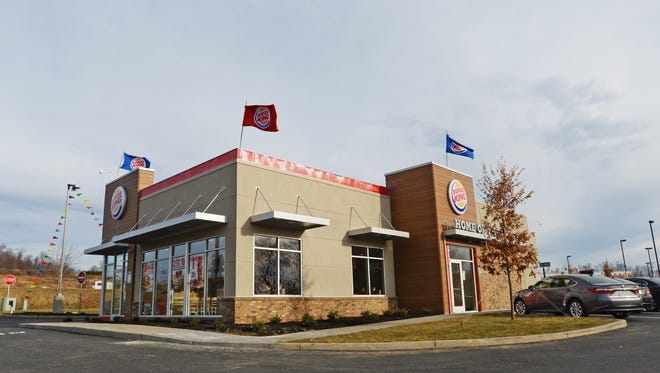 Burger King on Renaissance Drive in Hopewell Township will hold a grand opening in January.