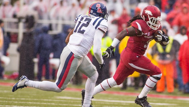 Ole Miss safety Tony Conner is focused on the final stretch of the Rebels' season, not the NFL Draft.