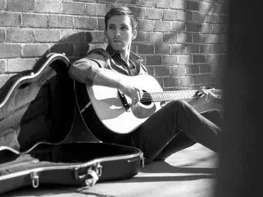 Joel Adam Russell will perform Friday at The Cellar