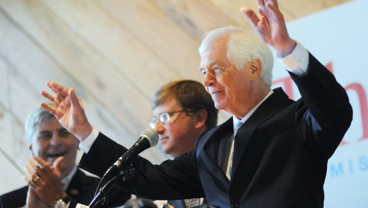 Thad Cochran's retirement throws Mississippi midterm elections, politics into chaos