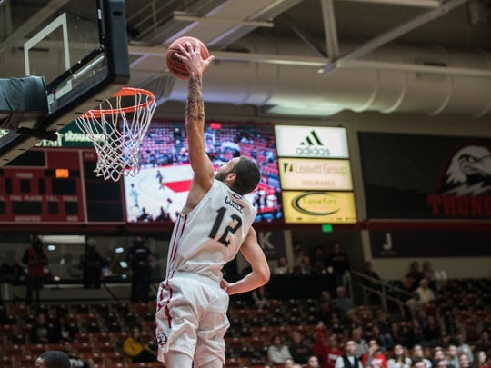 SUU beats NAU 81-75 at the America First Event Center on Sat., Jan. 13.