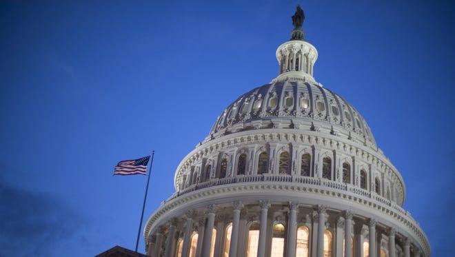U.S. Capitol builing
