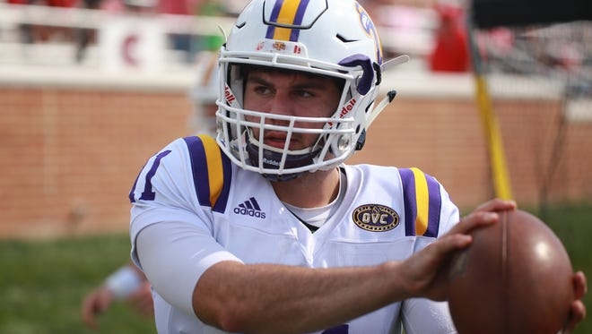 Sophomore quarterback Andre Sale is transferring from Tennessee Tech to LSU.