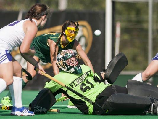 Holy Corss vs. Vermont Field Hockey 09/16/15
