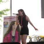Lachaga opens for Heffron Drive at the 2014 State Fair