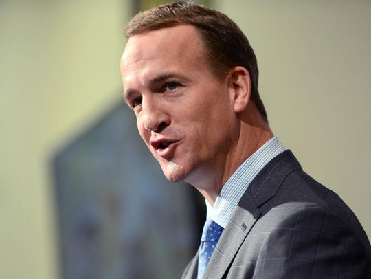 Peyton Manning will host the 2017 ESPYs.