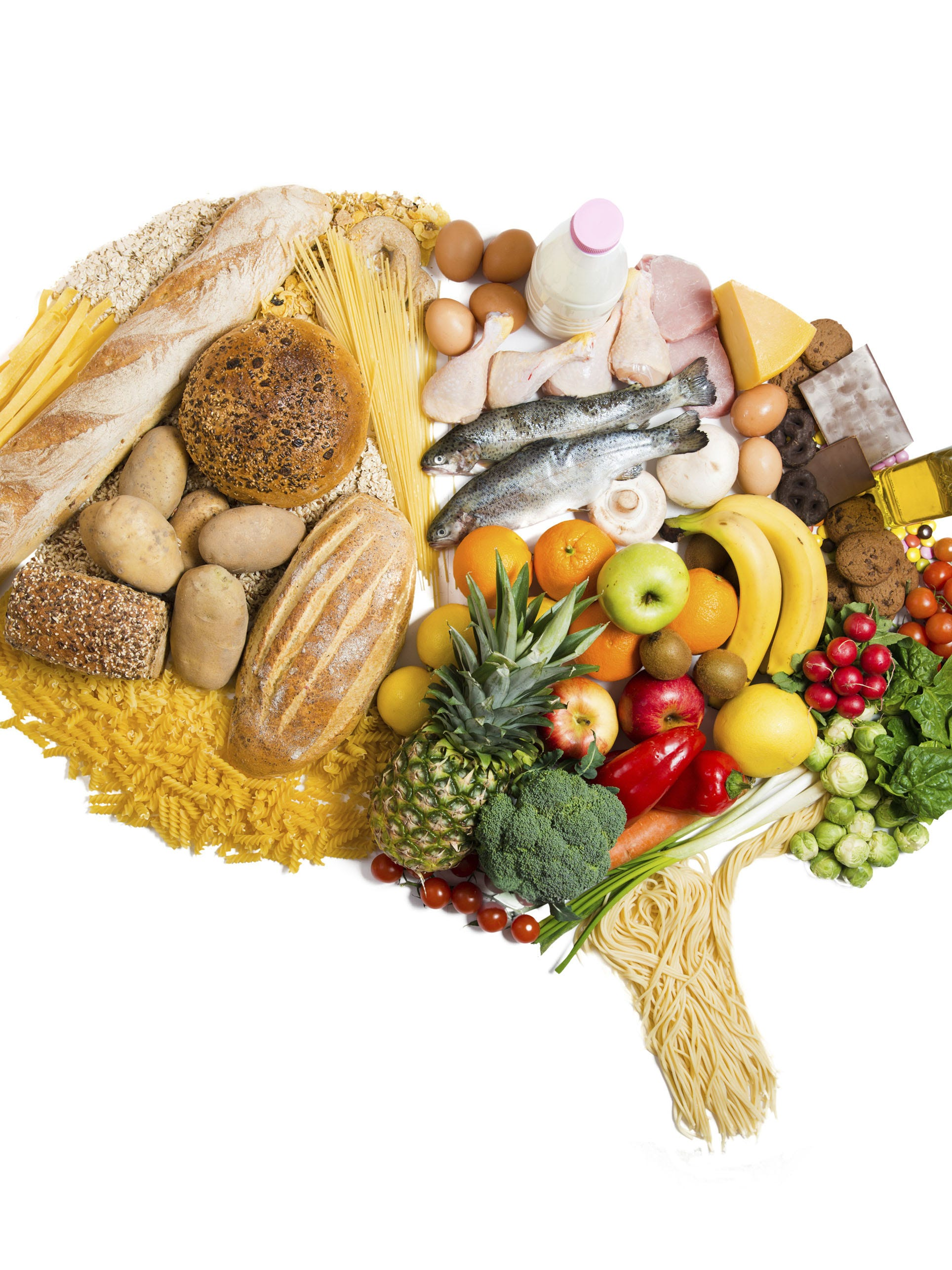 Brain foods: They're real and they can help
