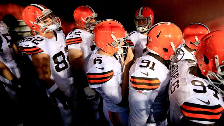 Cleveland Browns.