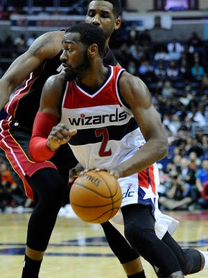 John Wall had 18 points and 13 assists in the Wizards' win.