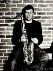 Saxophonist Chris Potter performs at 7:15 p.m. Saturday at the Amphitheater Stage.