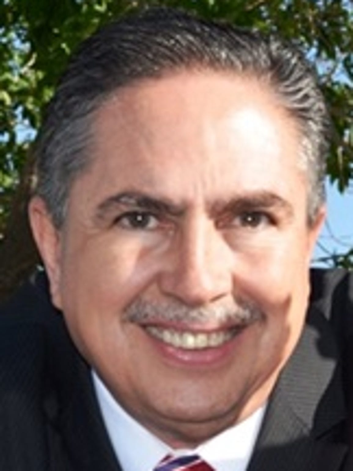 Ted Marquez, city of El Paso streets department