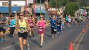 Ruidoso groups stage multiple walks and runs throughout the year to help residents and visitors stay fit..