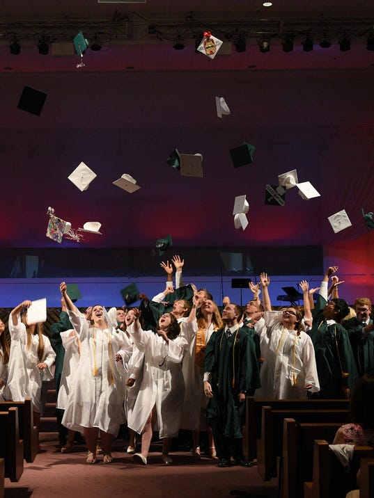 scs graduation 2015
