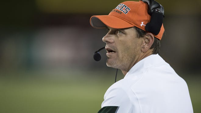 The world will learn what Mike Bobo teams are made of this week vs. Utah State, sports editor Matt L. Stephens writes.