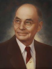 Burt Talcott, who began family construction business