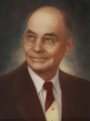 Burt Talcott, who began family construction business