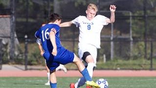 Bronxville junior Jeb Burnell is the latest #lohudsoccer Player of the Week.