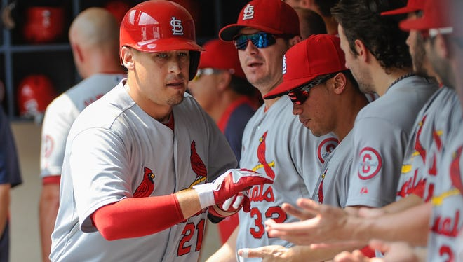 Allen Craig will likely be out for the 2013 postseason.