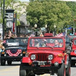 Memorial Day lineup features feel-good parades, somber remembrances