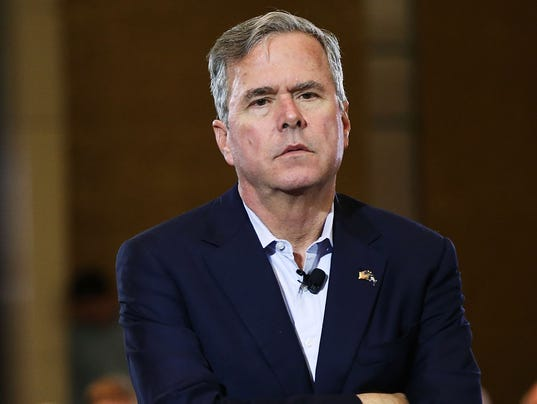 Jeb Bush Holds Town Hall In Columbia, South Carolina