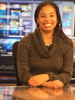Danielle Jackson, UMES student.