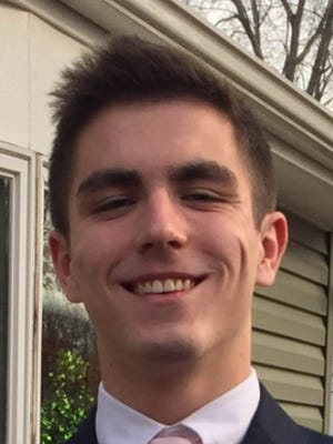 Clarkstown South runner Nick McQuillan is this week's Journal News Rockland Scholar-Athlete of the Week
