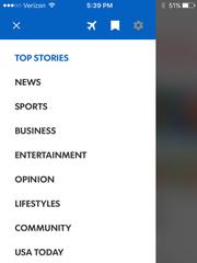The Naples Daily News app.