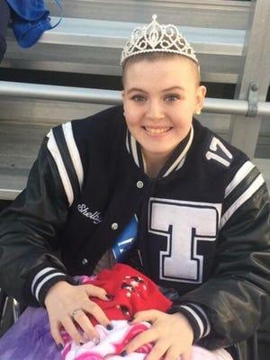Thurston High School student Shelby Coats.