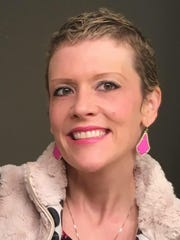 Throughout her journey, Amy Kocurek shared what she