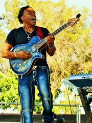 Grammy award winning jazz guitarist Norman Brown.
