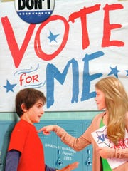 """""""Don't Vote for Me"""" will be available Aug. 4 for purchase."""