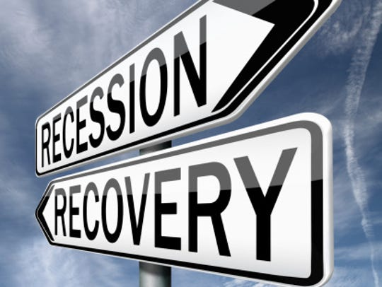 Recession or recovery.
